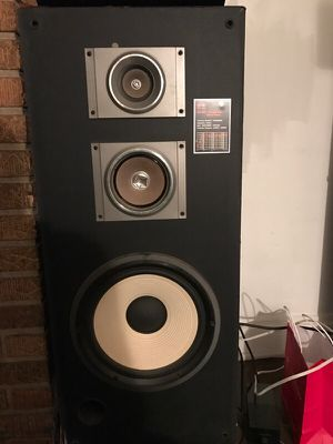 Speaker system for Sale in Columbus, OH