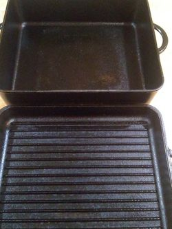 Camp Chef Cast Iron Dutch Oven for Sale in Woodburn,  OR