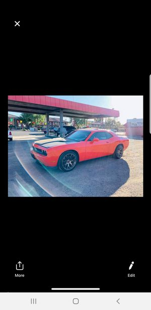 Challenger rims and tires 😎 for Sale in Phoenix, AZ