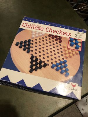 Chinese Checkers Board Game for Sale in Philadelphia, PA