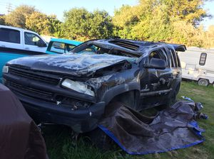 Chevy Tahoe 01 to 06 parts for Sale in Richmond, CA