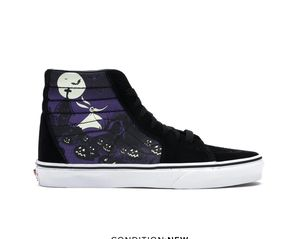 Vans x the nightmare before Christmas for Sale in Turlock, CA