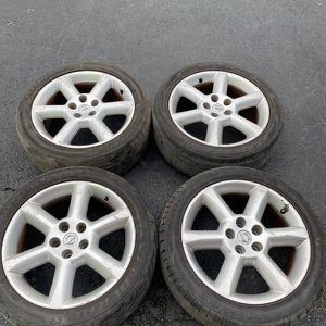 Rims 18 Nissan 5 Lugs 114.3 mm for Sale in Fort Lauderdale, FL