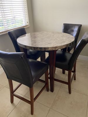 Granite table only (no chairs) for Sale in Davie, FL