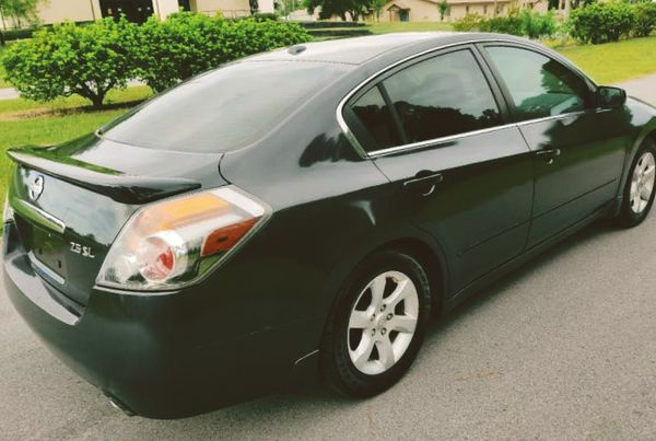 Great Offer Now and Price reduced 2007 Nissan Altima 2.5 SL