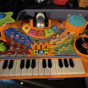 Vtech DJ Piano for Sale in Sloan, NV