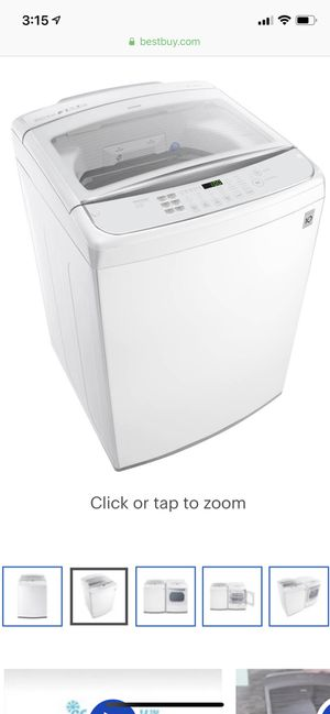 LG washer and dryer for Sale in Osseo, WI