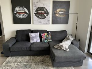 IKEA Kivik sectional couch for Sale in Miami, FL