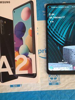 Samsung A21 Smartphone for Sale in Yakima,  WA