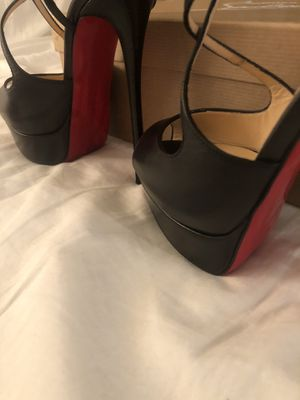 Christian Louboutin Red bottom heels brand new for Sale in Corona, CA