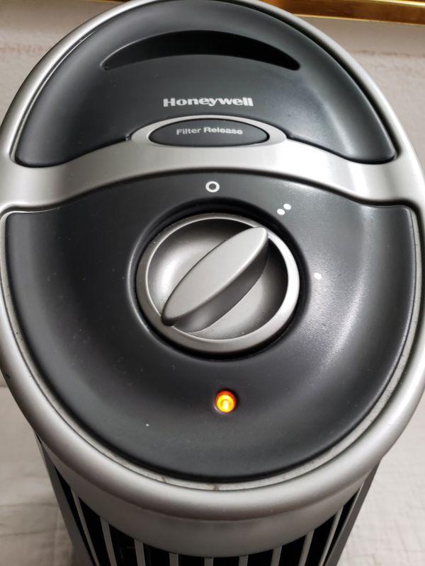 Honeywell purifier