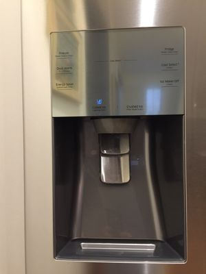 Samsung RF23J9011SR 22.5 Cu. Ft. Stainless Steel Counter Depth French Door Refrigerator for Sale in Skokie, IL