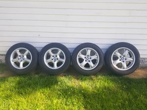 01 BMW X5 RIMS AND TIRES. $100.00 for Sale in Gallatin, TN
