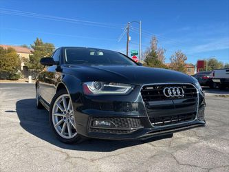 2015 Audi A4 for Sale in Las Vegas,  NV