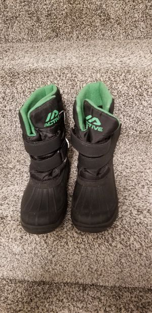 Little kid's Snow boots, size 13 for Sale in Potomac, MD