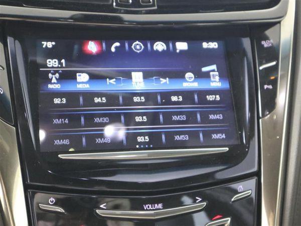 2016 Cadillac CTS