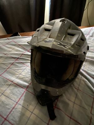 Xl dirt bike helmet for Sale in Imperial, PA