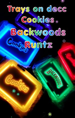 Glow Trays (brand new) for Sale in Duncanville, TX