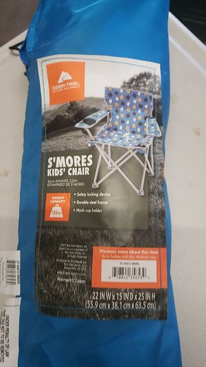 Kids camping chair for Sale in Oxnard, CA