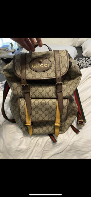 Gucci backpack for Sale in Tampa, FL