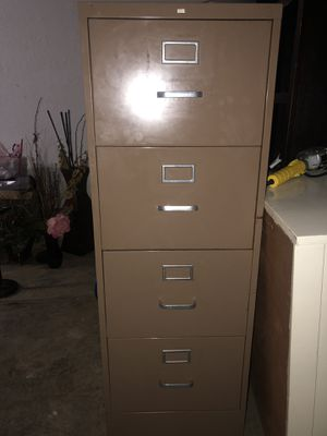 Filing cabinet for Sale in Gervais, OR