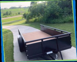 Excellent pj utility trailer for sale.$1000.... for Sale in Binghamton, NY