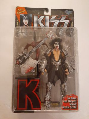 Kiss Gene Simmons toy figure for Sale in Boynton Beach, FL