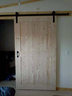 Customized barn style door(s) for Sale in Wenatchee,  WA