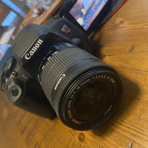 Canon Rebel T5i EF-S 18-55 for Sale in Atlanta, GA
