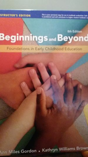 Beginnings and Beyond 8th Edition for Sale in Port Arthur, TX
