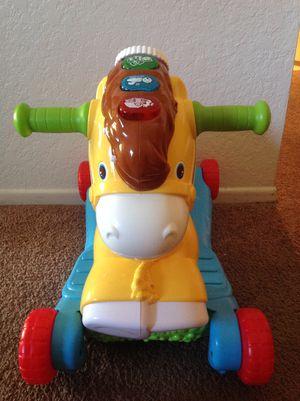 Vtech Rock Learning Pony / Kids Toys for Sale in Vista, CA