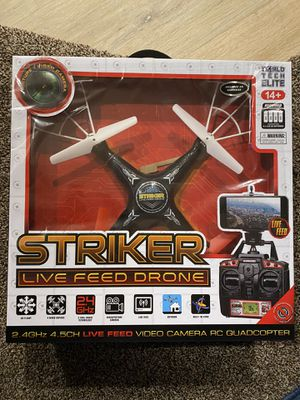 Striker Live Feed Drone for Sale in Vista, CA