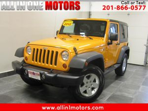 2012 Jeep Wrangler for Sale in North Bergen, NJ