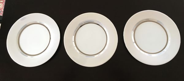 Pier One Plates (3)