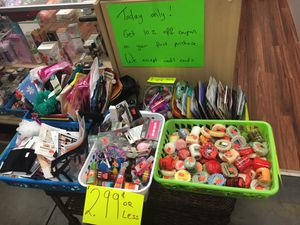 Beauty nails makeup brushes makeupbags and more for Sale in Bradenton, FL