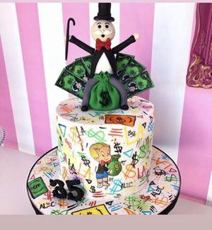 Monopoly cake for Sale in Miami Gardens, FL