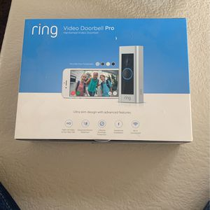 Used Ring Doorbell for Sale in Goodyear, AZ