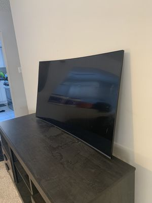 Samsung 65 in. Curve TV for Sale in Palos Heights, IL