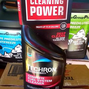Techron Chevron full system cleaner for Sale in Chino, CA