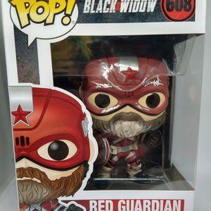 Marvel Black Widow 608 Red Guardian for Sale in Pompano Beach, FL