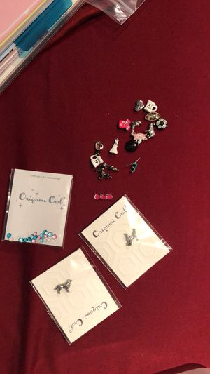 Origami owl charms for Sale in Portland, OR