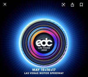 Edc tickets for sale for Sale in Stockton, CA