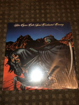 Blue Oyster Cult Some Enchanted Evening LP record Vinyl for Sale in Rancho Cucamonga, CA