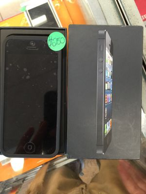 Apple IPhone 5 for Sale in Saint Louis, MO