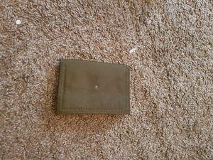 Army wallet for Sale in Wichita, KS