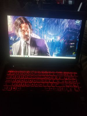 "17"" hp omen laptop for Sale in Moreno Valley, CA"
