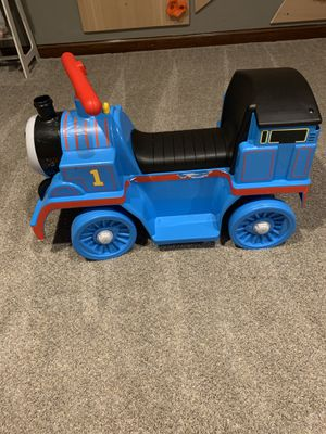 Thomas The Train: battery ride-on for kids for Sale in Maumee, OH