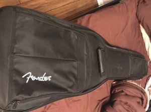 Fender Gig Bag case for Sale in Porter, TX