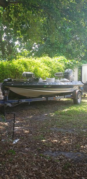 Bass boat for Sale in Jesup, GA