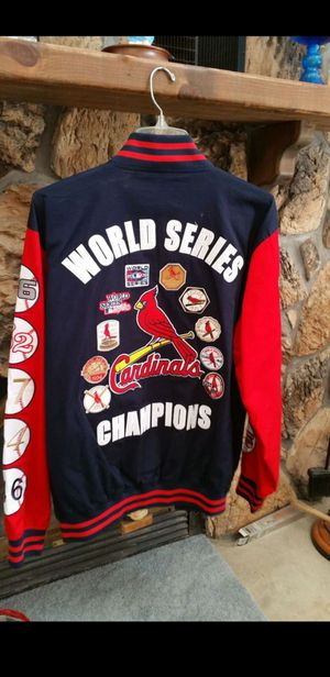 Cardinals Championship Jacket for Sale in Barnhart, MO